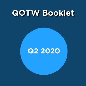 QOTW Booklet box- Q2 2020